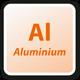 Al alluminio